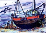 Earlyworks Fishing Boat