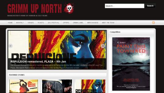 Grimmfest Screenprint