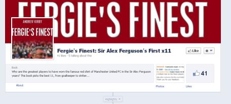 Fergies Fiunest fACEBOOK