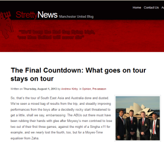 the final countdown essay
