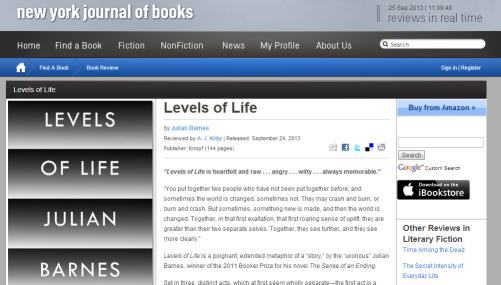 Screenshot Barnes Review