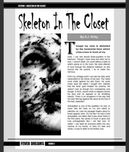 Skelton Screenprint