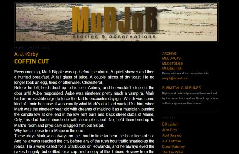 Mudjob Screenprint