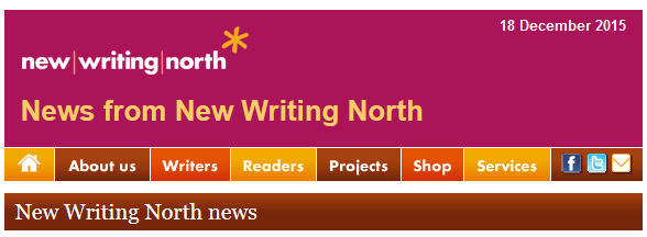 New Writing North Banner