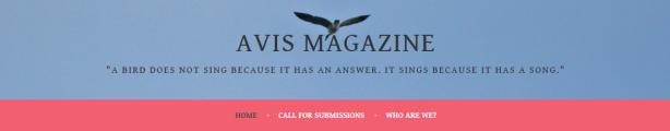 Avis Magazine